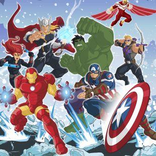 Avengers Assemble [Animated TV Series]