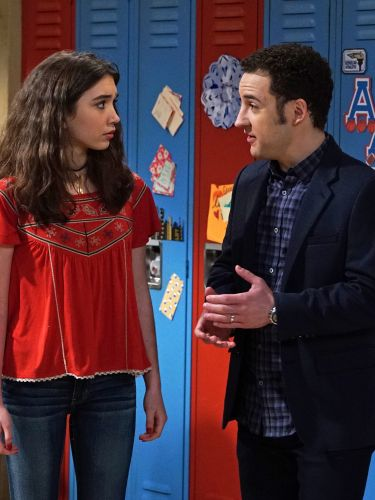 Girl Meets World : Girl Meets Permanent Record