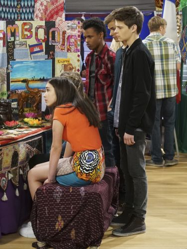 Girl Meets World : Girl Meets the Great Lady of New York