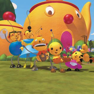 Rolie Polie Olie [Animated TV Series]