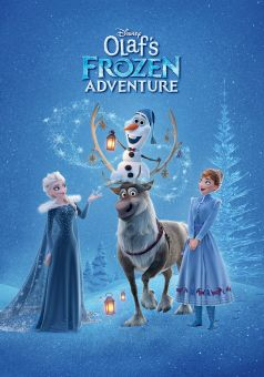 The Wonderful World of Disney: Olaf's Frozen Adventure