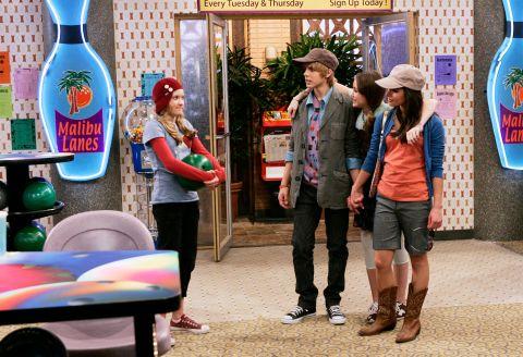 Hannah Montana : People Who Use People