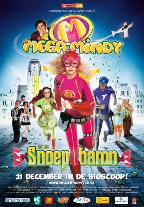 Mega Mindy en de Snoepbaron
