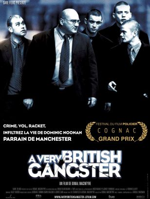 Image result for a very british gangster  poster in fr.