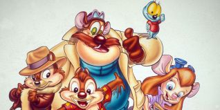 Chip 'n Dale Rescue Rangers [Animated TV Series]