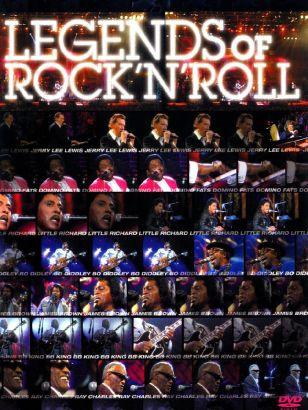 Legends of Rock & Roll