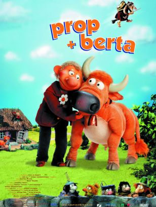 Prop and Berta