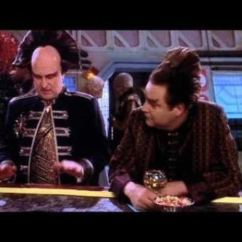 Babylon 5 : There All the Honor Lies