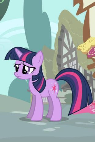 My Little Pony Friendship Is Magic : The Ticket Master