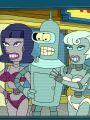 Futurama : The Inhuman Torch