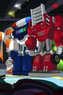 Transformers: Rescue Bots : The Griffin Rock Express