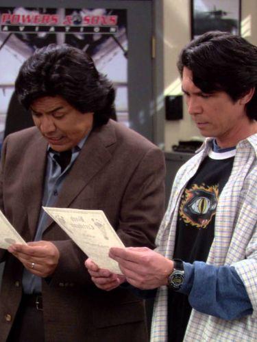 George Lopez : George vs. George