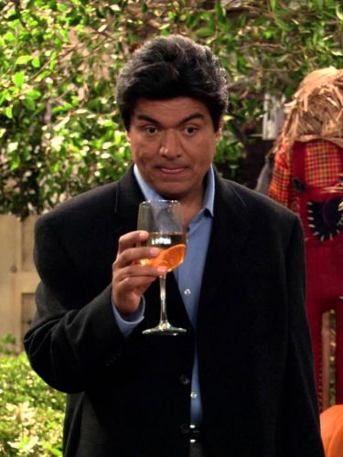 George Lopez : Would You Like a Drumstick or a Kidney?