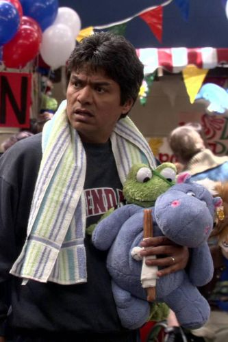 George Lopez : Angie Gets Tanked