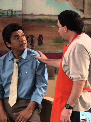 George Lopez : Now George Noah Ex-Zack-Ly What Happened