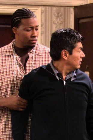 George Lopez : George Searches for a Needle in a Haight-Stack