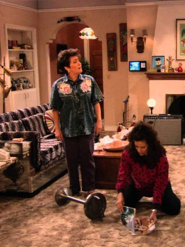 George Lopez : George Takes a Stroll down Memory Pain