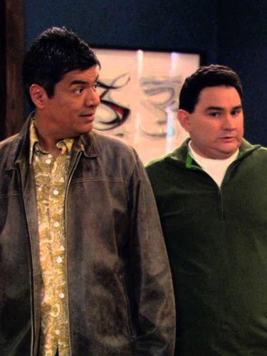 George Lopez : George Needs Anchor Management