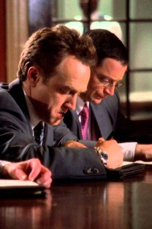The West Wing : Things Fall Apart