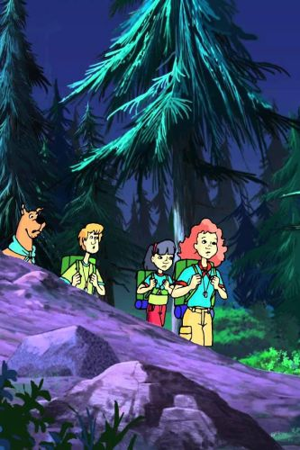 What's New Scooby-Doo? : Camp Comeoniwannascareya