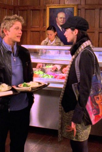 Gilmore Girls : Merry Fisticuffs