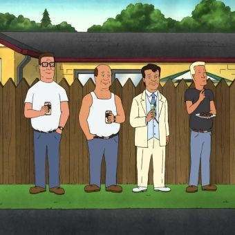 King of the Hill : Blood and Sauce