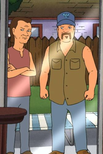 King of the Hill : Luanne Gets Lucky
