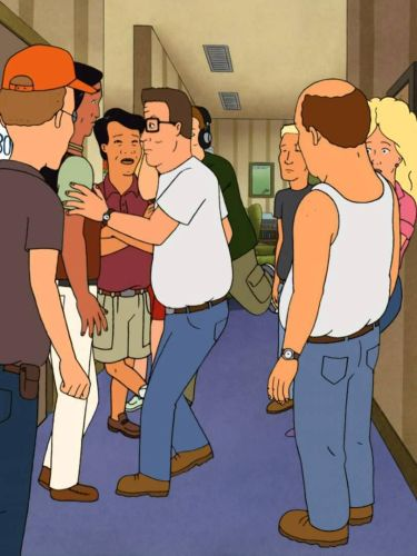 King of the Hill : Hank Gets Dusted