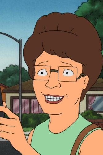 King of the Hill : Peggy's Gone to Pots