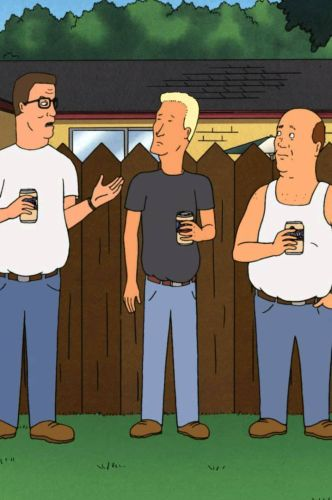 King of the Hill : Cops and Robert