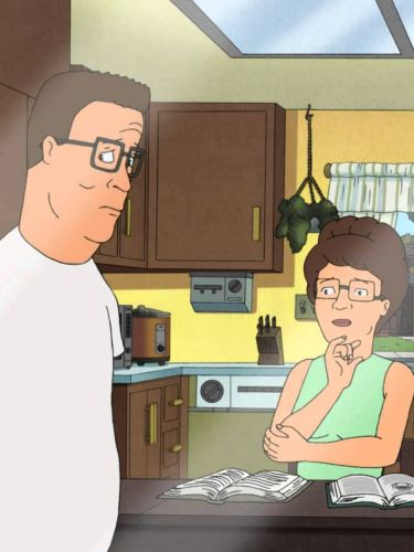 King of the Hill : It Came From the Garage