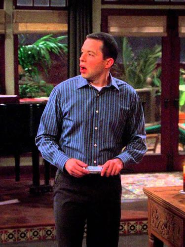 Two and a Half Men : Winky-Dink Time