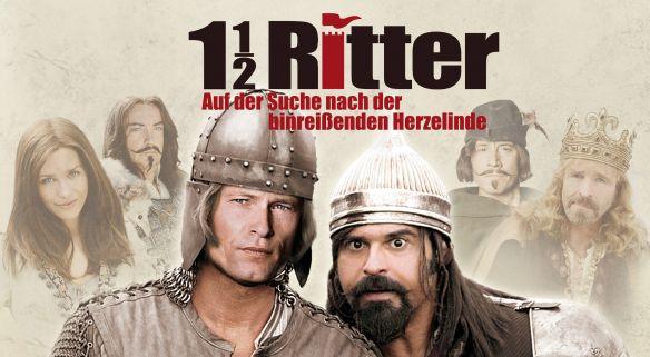 1½ Ritter – Auf Der Suche Nach Der Hinreißenden Herzelinde