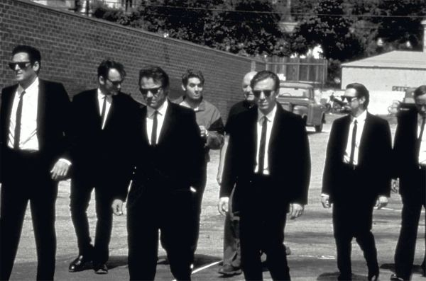 a revie of the crime violence and gangster life in the movie reservoir dogs What happened to michael madsen  he was cast in the crime thriller, reservoir dogs  more with the mafia life while johnny depp played the movie's.