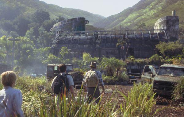 Jurassic Park III (2001) - Joe Johnston   Cast and Crew ...