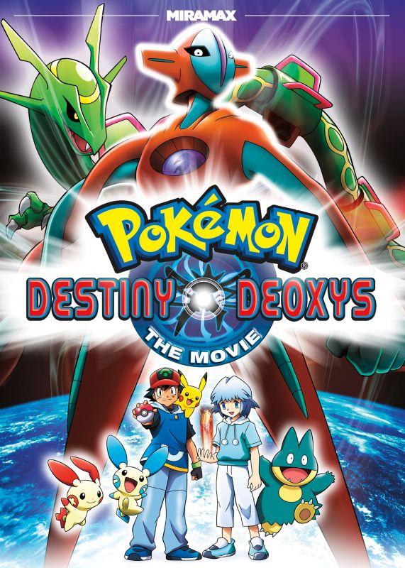 Pokemon The Movie Destiny Deoxys 2004 Kunihiko Yuyama Darren