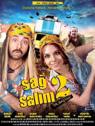 Sag Salim 2 Sil Bastan