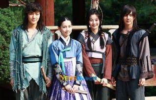 Warrior Baek Dong-soo [TV Series]