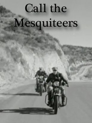 Call of the Mesquiteers