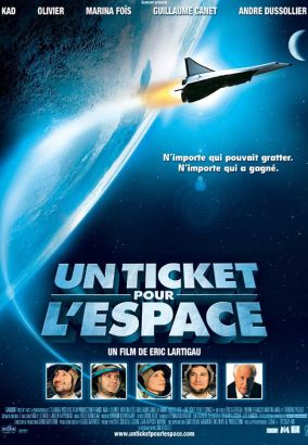 Ticket to Outer Space