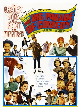 MGM's The Big Parade of Comedy