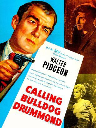 Calling Bulldog Drummond