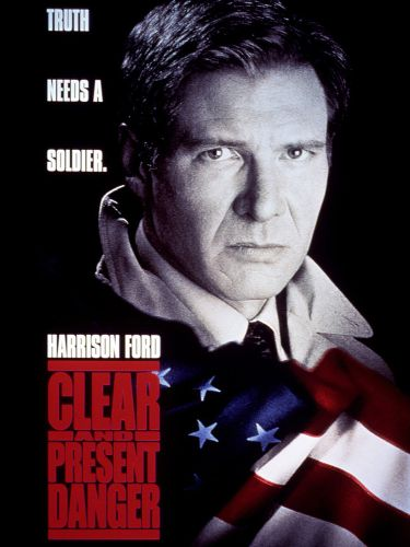 Clear And Present Danger 1994 Phillip Noyce Synopsis Characteristics Moods Themes And Related Allmovie