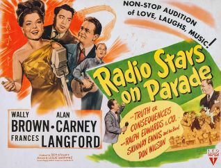Radio Stars on Parade