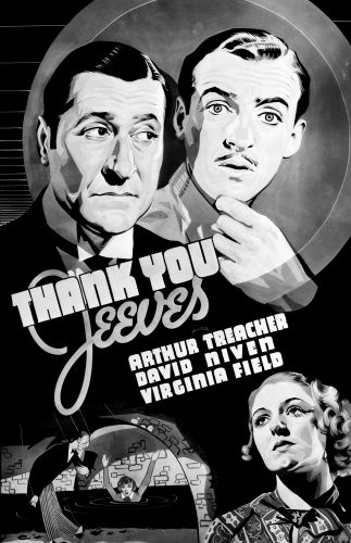 Thank You, Mr. Jeeves