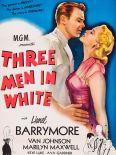 Three Men in White