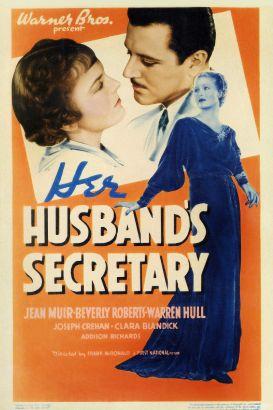 Her Husband's Secretary