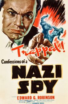 Confessions of a Nazi Spy