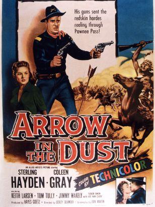 Arrow in the Dust (1954)