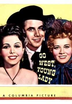 Go West, Young Lady